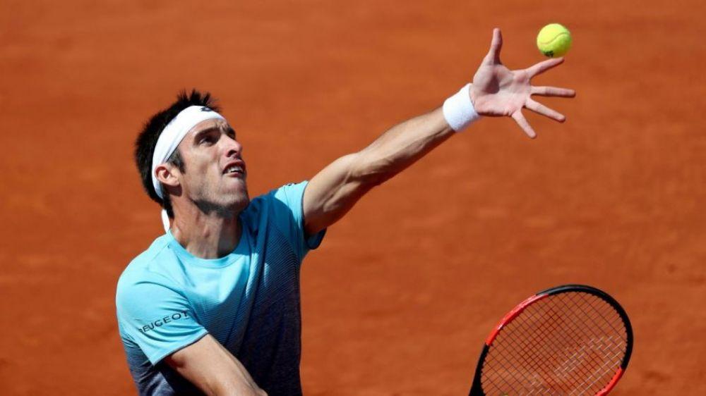 Delbonis a segunda ronda en el ATP 250 de Bastad