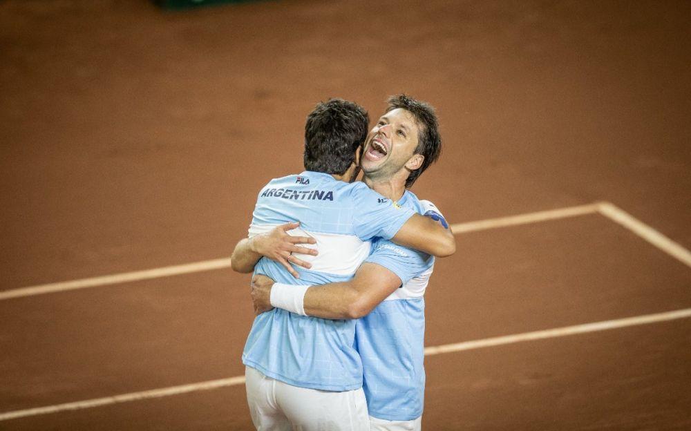 Schwartzman abrirá la serie de Copa Davis ante Colombia