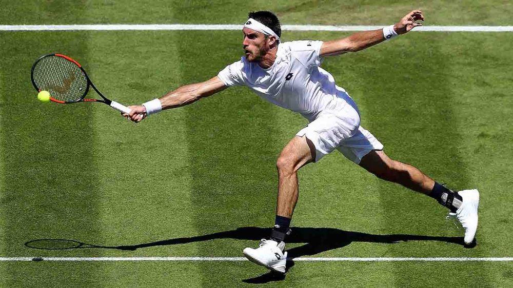 Pella, Mayer y Lóndero ponen en marcha la ilusión argentina en Wimbledon