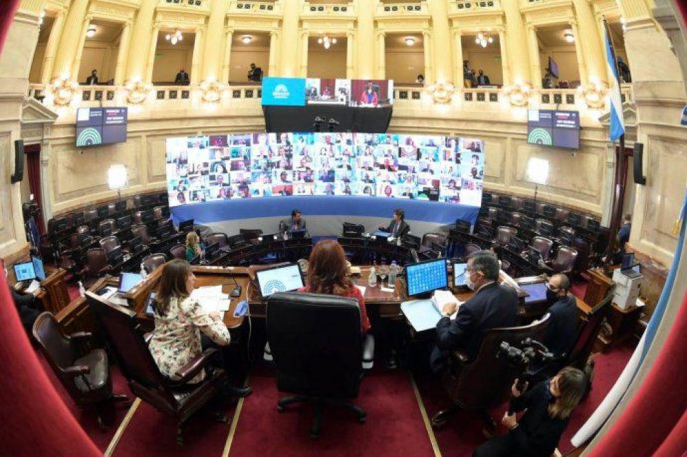 Senado aprobó la remoción de los jueces que investigaron a Cristina Kirchner